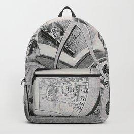 Escher - Print Gallery Backpack