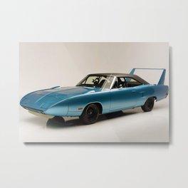 1970 Mopar Hemi Plymouth Superbird Metal Print