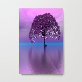 just a fancy tree -8- Metal Print