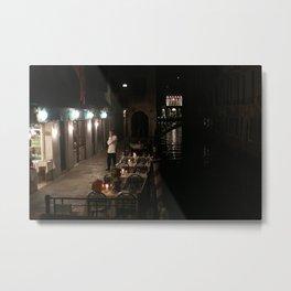 Venice Before 9 Metal Print