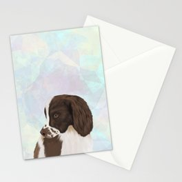 English Springer Spaniel Dog Stationery Cards