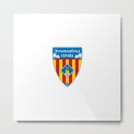 Formentera Spain Metal Print