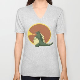 Most Feared Kaiju Unisex V-Neck