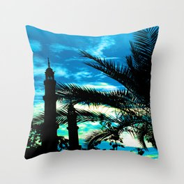 Easy On My Soul  Throw Pillow