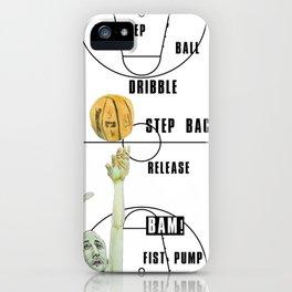 manus gonna manu iPhone Case