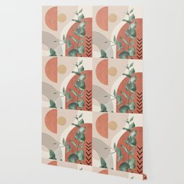 Nature Geometry IV Wallpaper