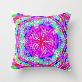 solar plexus chakra Throw Pillow