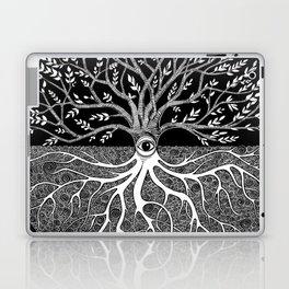 Druid Tree of Life Laptop & iPad Skin