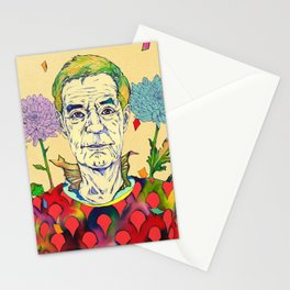 Timothy Leary Stationery Cards