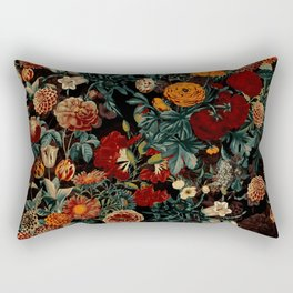 EXOTIC GARDEN - NIGHT XXI Rectangular Pillow