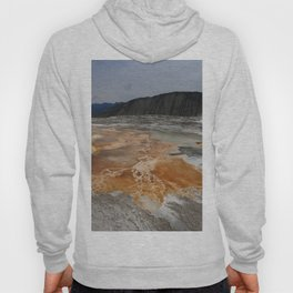 Mammoth Hot Spring Colors Hoody