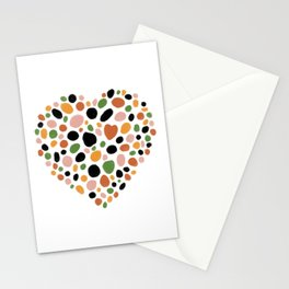 Searching Love of Love Stationery Cards
