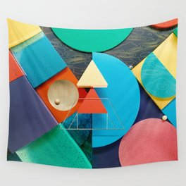 36 days of type A Wall Tapestry