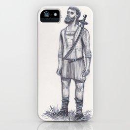 Legend iPhone Case