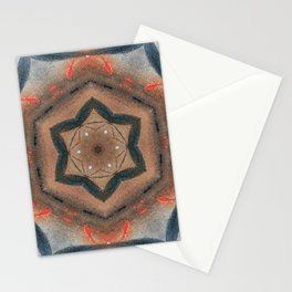 Bushfire Gum Medallion 14 Stationery Cards