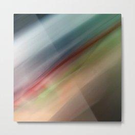 Motion Blur Series: Number One Metal Print