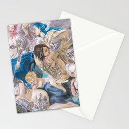 Modern Renaissance Stationery Cards
