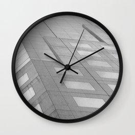 Steps Wall Clock