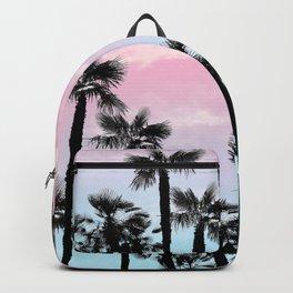 Tropical Palm Trees Dream #4 #tropic #decor #art #society6 Backpack