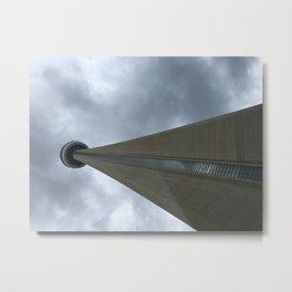 CN Tower Metal Print