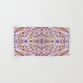 Abstract painting color texture Hand & Bath Towel