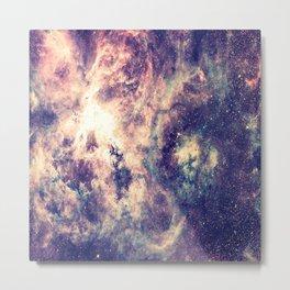 Tarantula Nebula Deep Pastels Metal Print