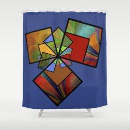 good feeling -49- Shower Curtain