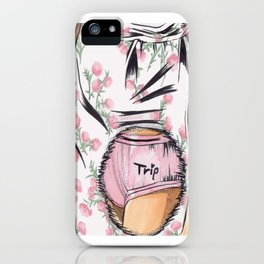 Lux loves Trip  iPhone Case