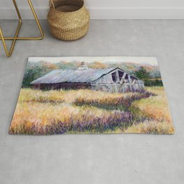 Weathered Barn Rug