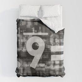 .999… = 1 Comforters