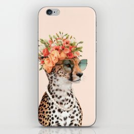 ROYAL CHEETAH iPhone Skin