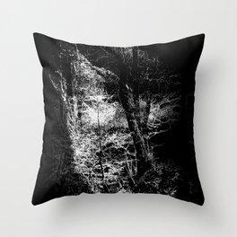 Fata Morgana Throw Pillow