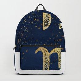 Virgo Zodiac Sign Backpack