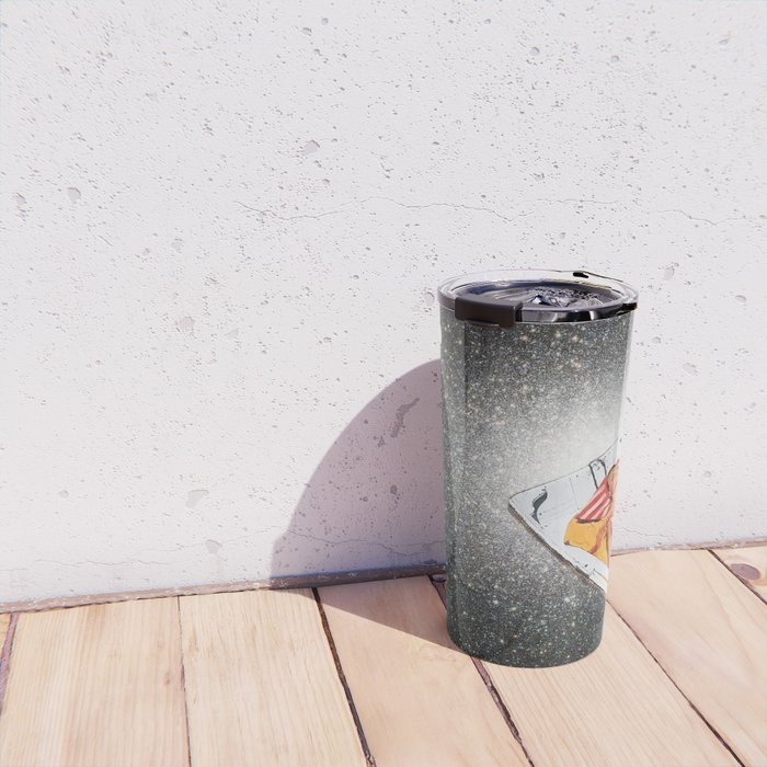 Cosmic Float Travel Mug