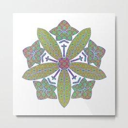 zen soto crest Metal Print