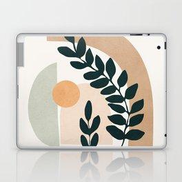Soft Shapes III Laptop & iPad Skin