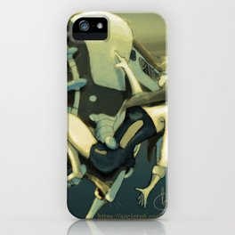 TELEFREIGHT iPhone Case