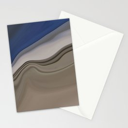 Sophisticated Ocean View Stationery Cards