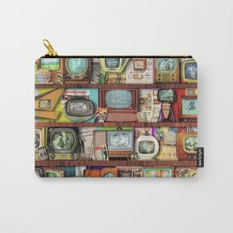 The Golden Age of Television Carry-All Pouch