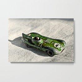 Toy Racing Car Metal Print