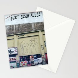Fickt euch allee Stationery Cards