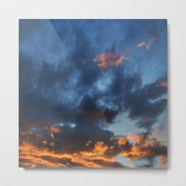 Sunset #206 Metal Print