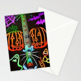 Fusion Keyblade Guitar #198 - Pumpkinhead & Dual Disk Stationery Cards