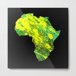 Tanzania - Art In Support Of Kids 4 School Metal Print