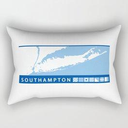 Southampton - Long Island. Rectangular Pillow