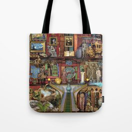 The Museum Shelf Tote Bag