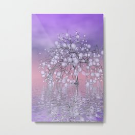 just a fancy tree -204- Metal Print