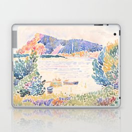 Cap Nègre by Henri-Edmond Cross 1909, French Laptop & iPad Skin