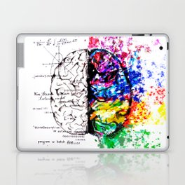 Conjoined Dichotomy Laptop & iPad Skin