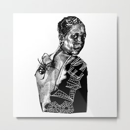Blues Greats - Ethel Waters Metal Print